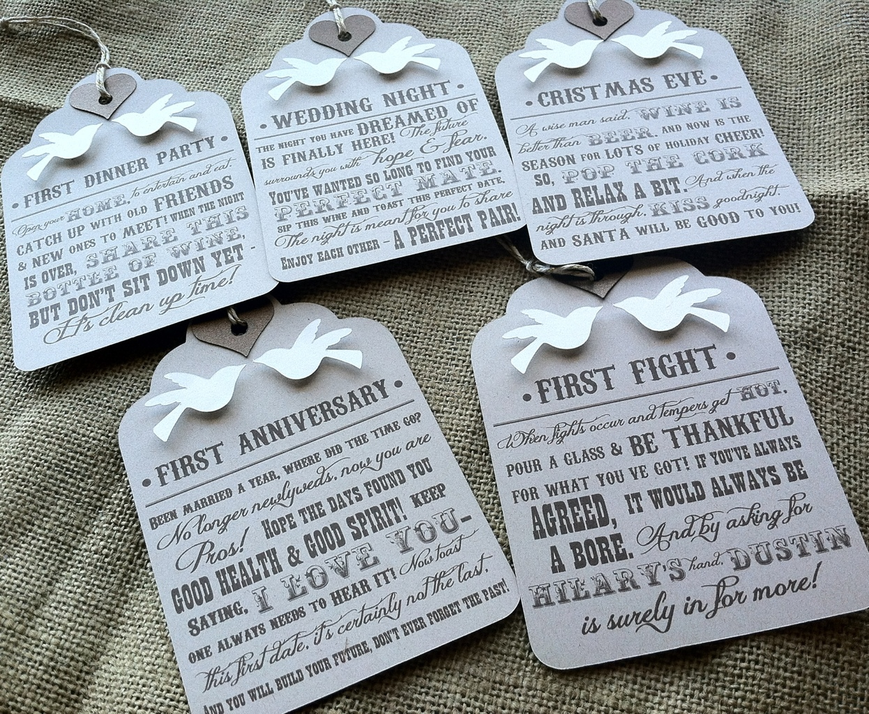 Wedding Gift Wine Tags Printable : panty poem bridal shower gift project wedding forums http www ...